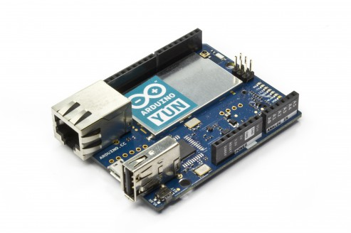 Arduino YÚN In Stock Now!